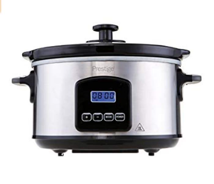 Prestige 5000263468772 PRE-46877 Digital Slow Cooker, 3.5 Liters, Black £23.99