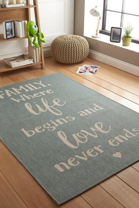 Home Rug Family is where...