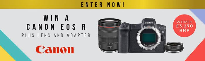 The Photography Show - WIN a Canon EOS R Camera, Lens, Mount Adapter