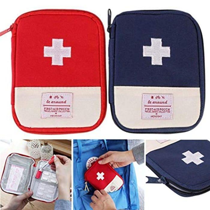 Mini First Aid Kit.