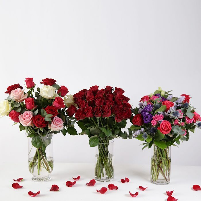 Smooth Radio - WIN Flowers for a Year, plus a Champagne Dinner