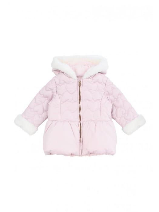 3bea79df4 Baby Girls Pink Jacket HALF PRICE