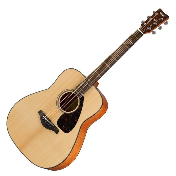 FG800 Yamaha Solid Top Dreadnought Guitar. Dawsons 23%off