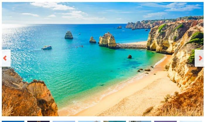 Faro, Portugal 3-7 Night 4* Half-Board Hotel Stay with Flights