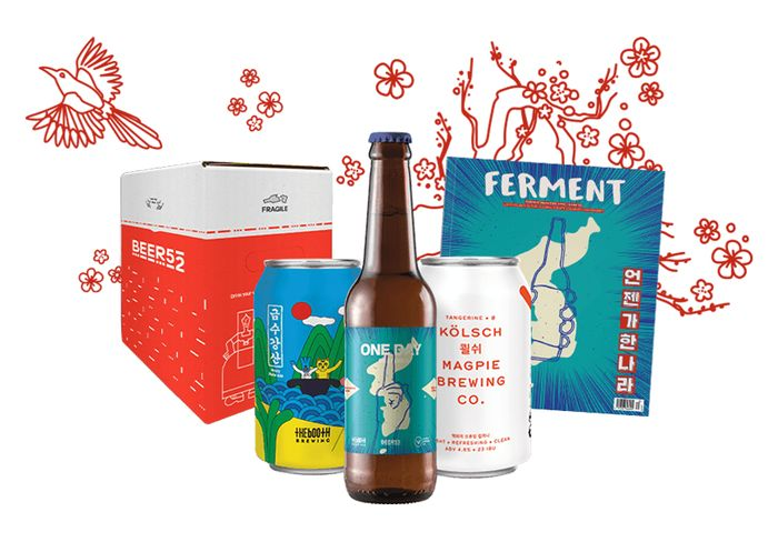 £10 off Your First 3 Boxes from Beer 52 Club