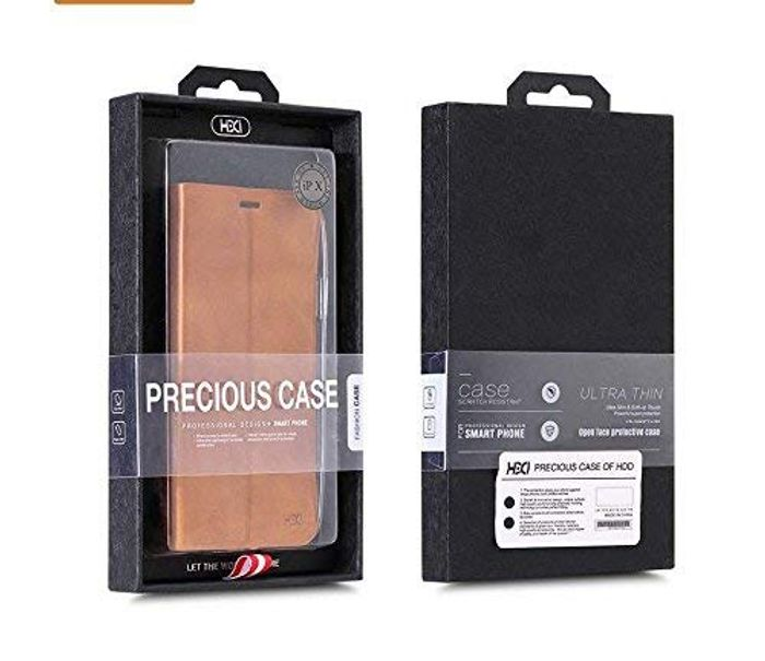 Leather Protector Samsung Flip Case Cover