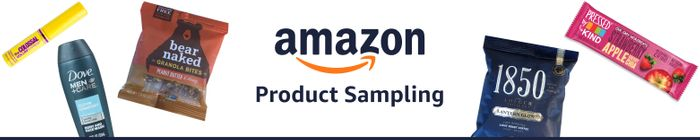 Amazon Delivers Free Sample Products