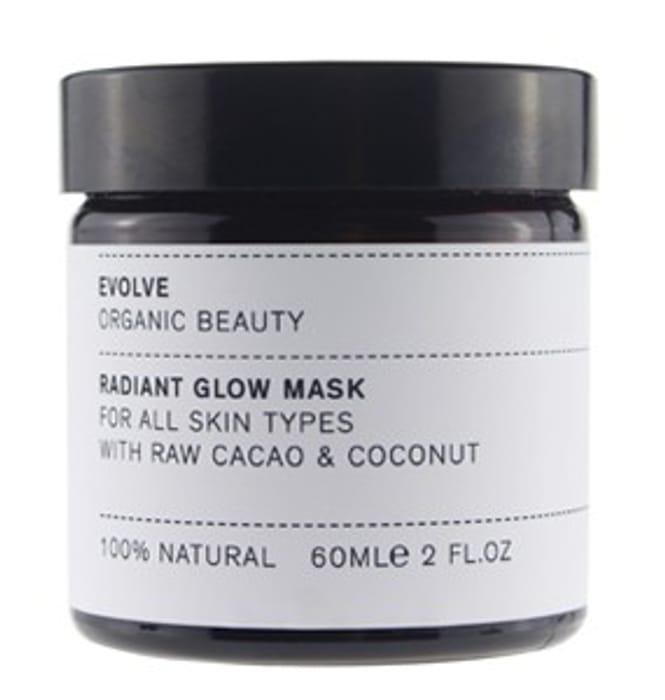 Free Evolve Radiant Glow Mask