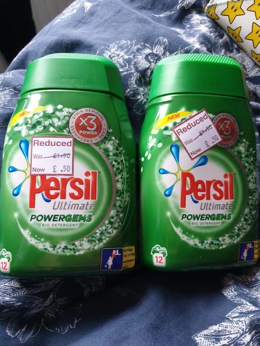 Persil PowerGems 12 Wash Bio
