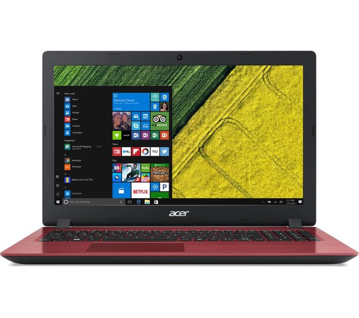 "ACER Aspire 3 15.6"" Intel Core i3 Laptop - 1 TB HDD + at Least £50 Trade in"