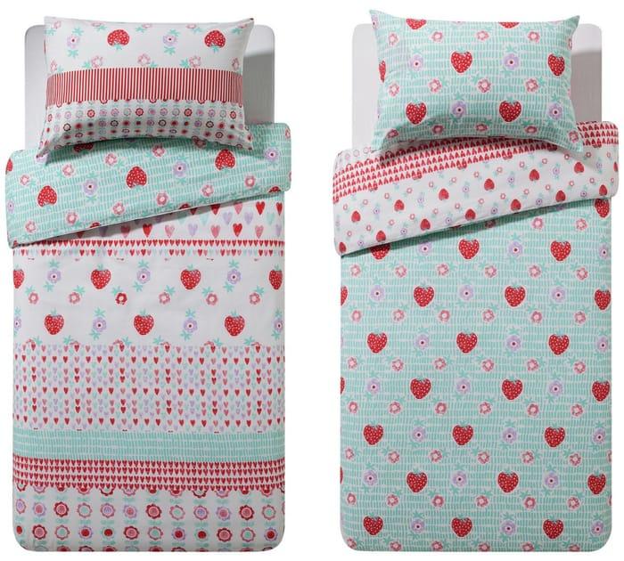 Twin Pack Single Bedding Set