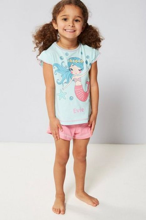 Personalised Mermaid Pyjamas