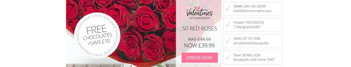 Exclusive 20% off Orders at eFlorist Flowers