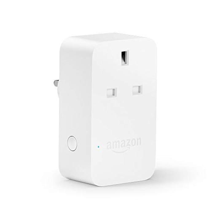 Alexa Smart Plug Only £9.99