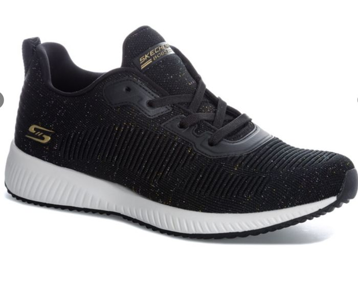 Skechers BOBS Squad Total Glam Trainers