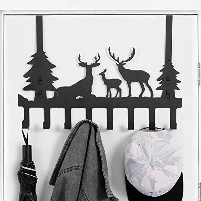 Stylish over the Door Hook Hanger