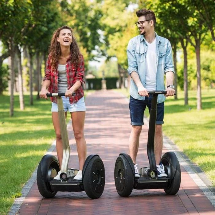 SEGWAY THRILL for TWO Special Price £29.99  Was £74.99