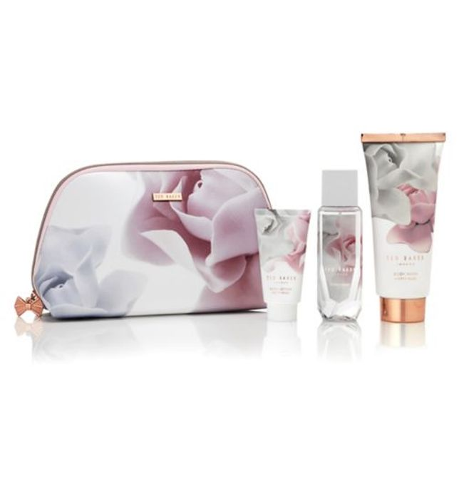 a92f1e96381a37 Ted Baker Pretty Pearly Treats Toiletries Bag Valentines Gift (Online Only)