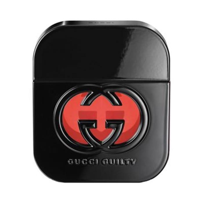 GUCCI - 'Gucci Guilty Black' Eau De Toilette for Her 50ml