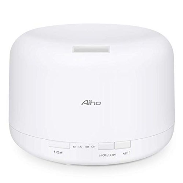 Essential Oils Diffuser Electric Aroma Diffuser ( LD Members Favourite! )