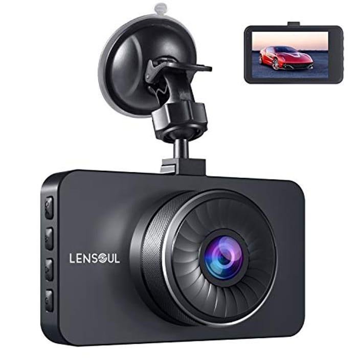 Dash Cam Dashboard Cam Full HD 1080P