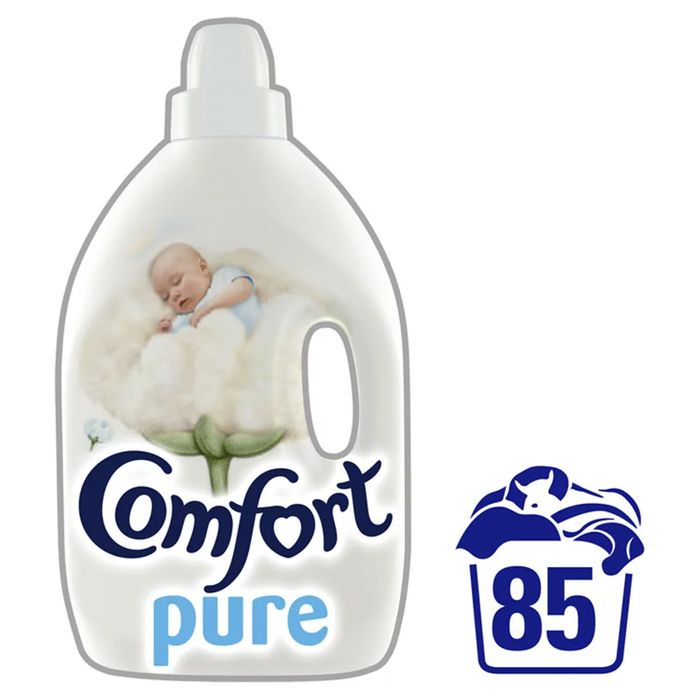 Comfort Pure Fabric Conditioner 3L (85 Washes)
