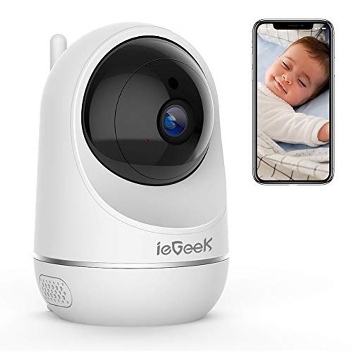 *STACK DEAL* 1080P WiFi Camera Baby Pet Monitor, Smart Wireless
