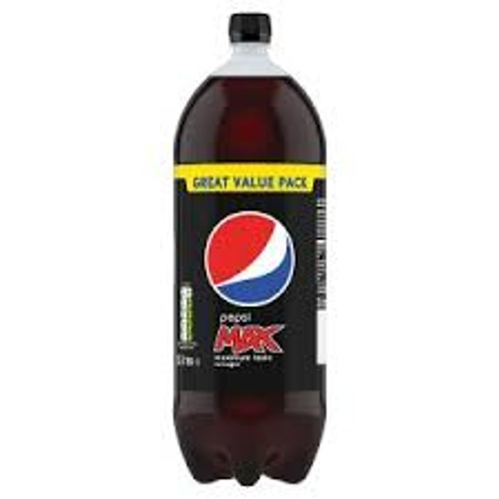 Pepsi Max 3 Litres (Also Pepsi Diet) £1.25 at Iceland