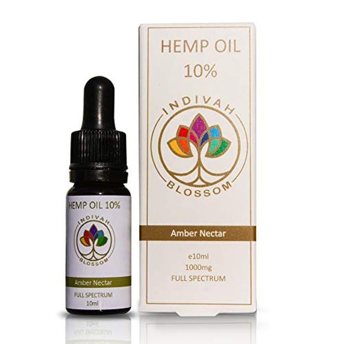 Hemp Oil Sativa Extract