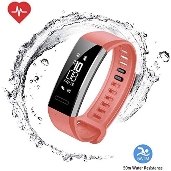 Bluetooth Fitness Tracker