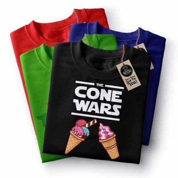 Free T-Shirt (Worth £9.99)