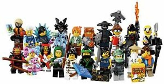 Lego Ninjago Blind Bags