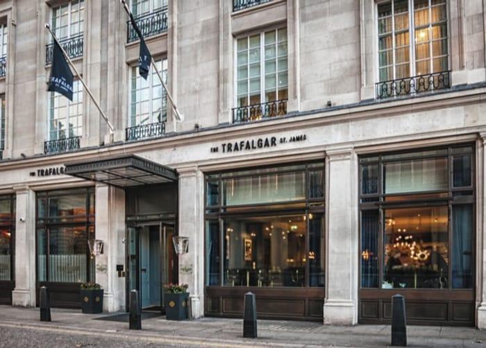 The Trafalgar St James London, Curio Collection by Hilton