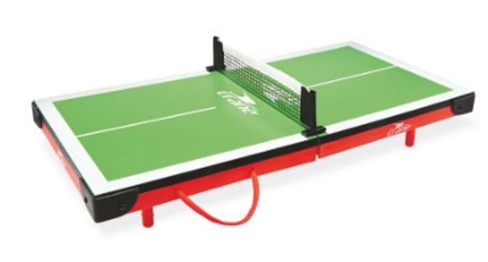 Strange Crane Mini Table Tennis Only 3 49 From Aldi Online Interior Design Ideas Oteneahmetsinanyavuzinfo