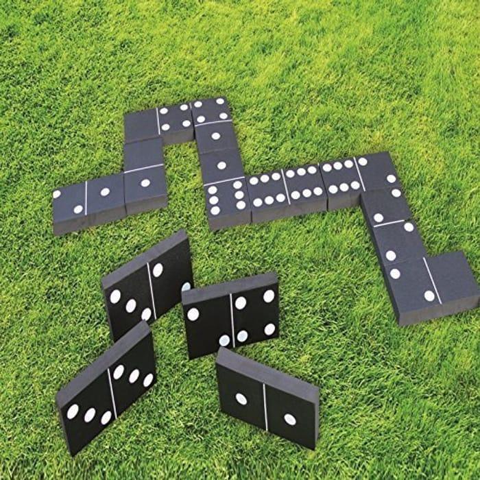 Giant Outdoor Dominoes