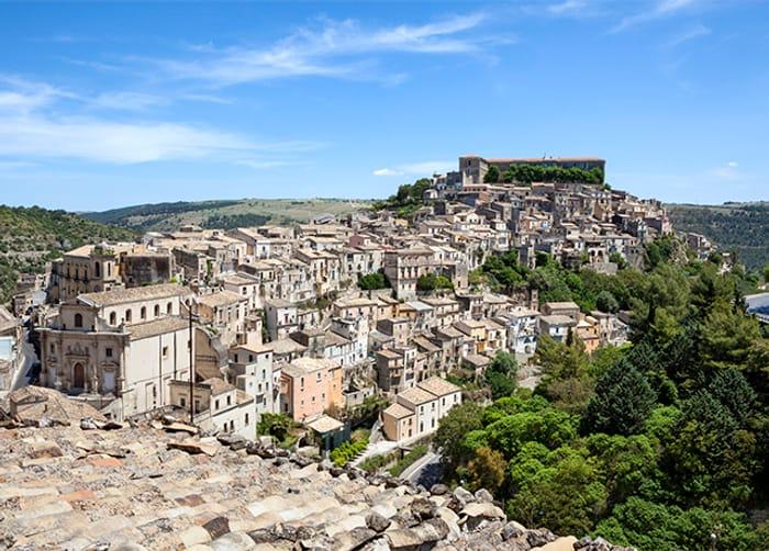 Palatial Sicily Holiday with Car Hire
