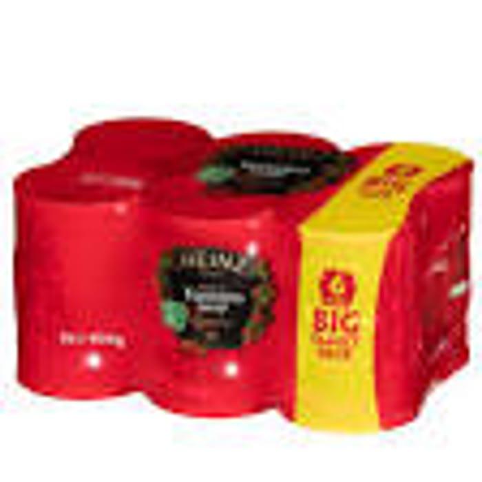 2 X 6 Packs of Heinz Soups Various