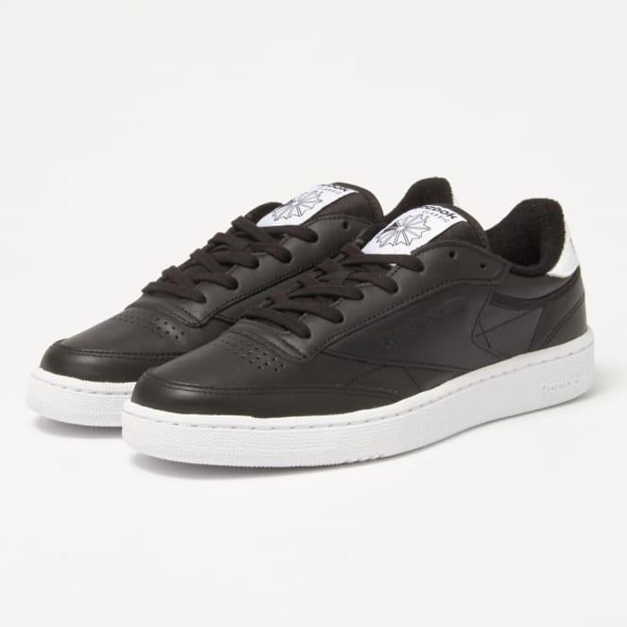 Reebok Club C85 El Black Sneakers
