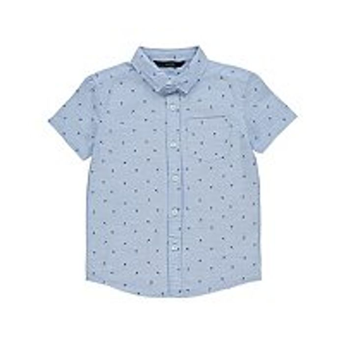Light Denim Boys Shirt - 20% Off
