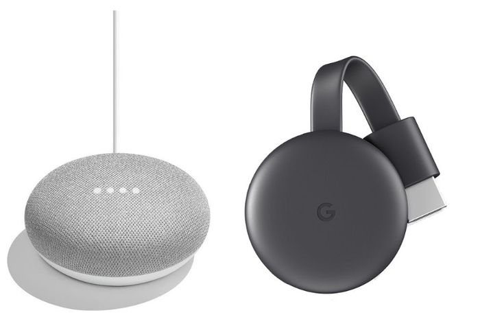 Buy a GOOGLE Home Mini and Get a FREE Chromecast!