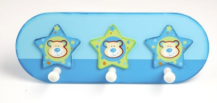 Cute Star Coat Pegs For Kids ~ FREE Delivery