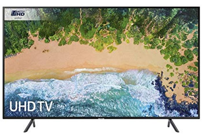Samsung 55 Inch Smart 4K UHD HDR TV £377.10 with Code at Crampton & Moore