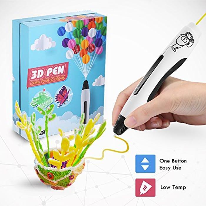 3D Printing Pen 40% off Voucher