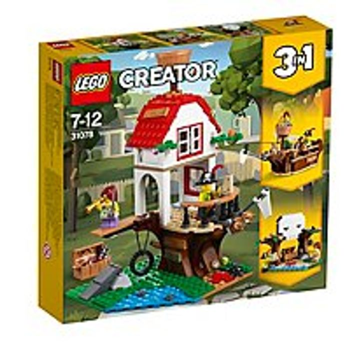 Lego 31078 Treehouse 3in1 Building Toy 20 98 At Asda Latestdeals
