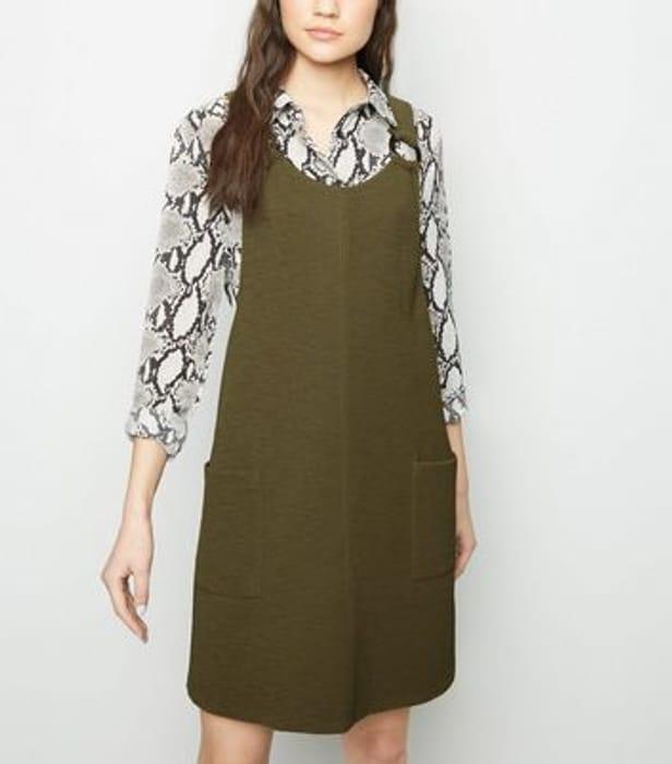 Pinafore Dress - SAVE £5.99