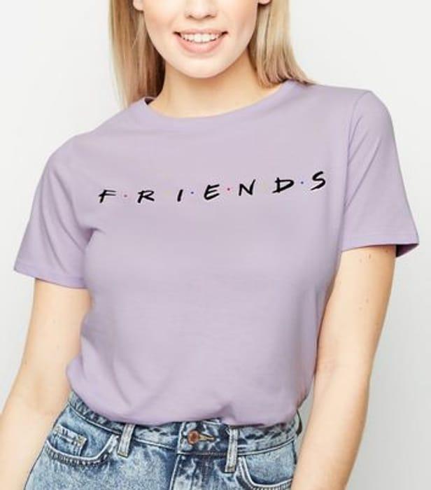 Friends Slogan T Shirt