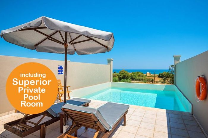 4* All Inclusive Week in Crete