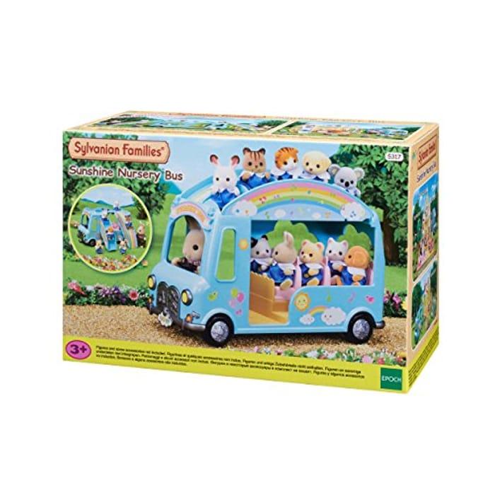 Sylvanian Nursery Bus