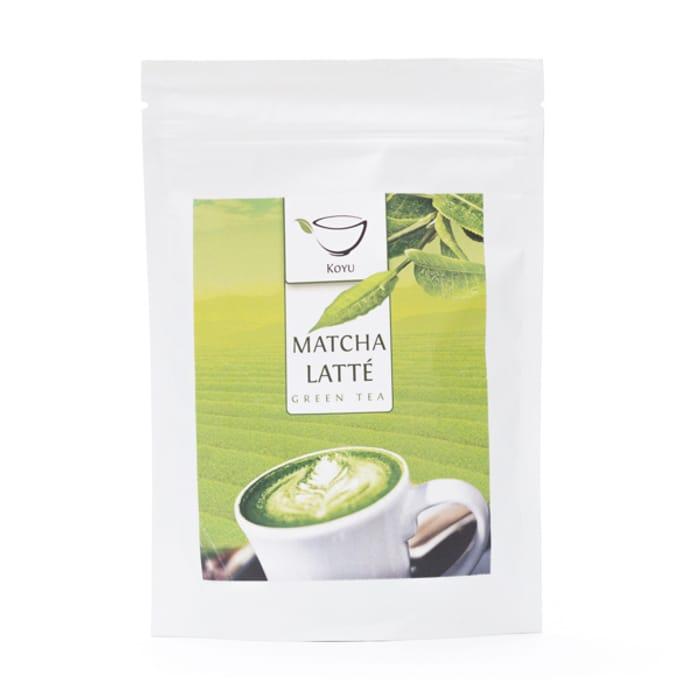 Koyu Matcha Latte Green Tea, 150g
