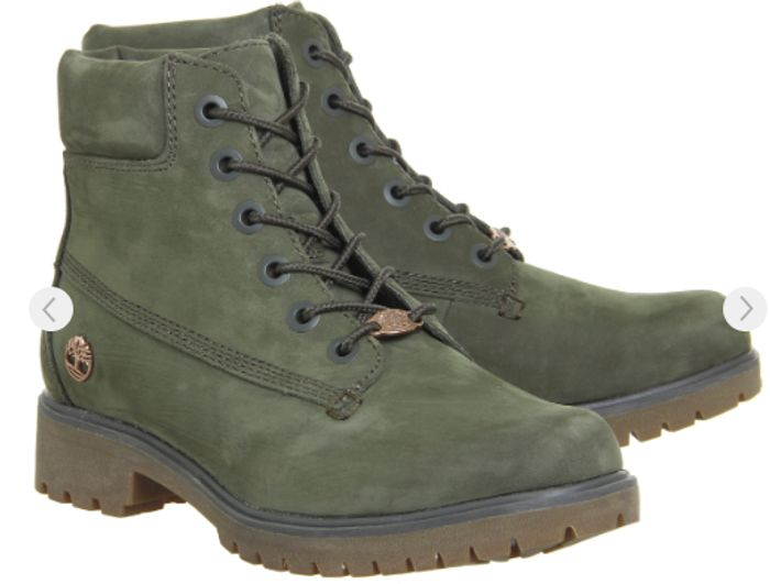 lucha chupar Prever  Timberland Slim Premium 6 Inch Boots Forest Night, £68 at Office Shoes |  LatestDeals.co.uk